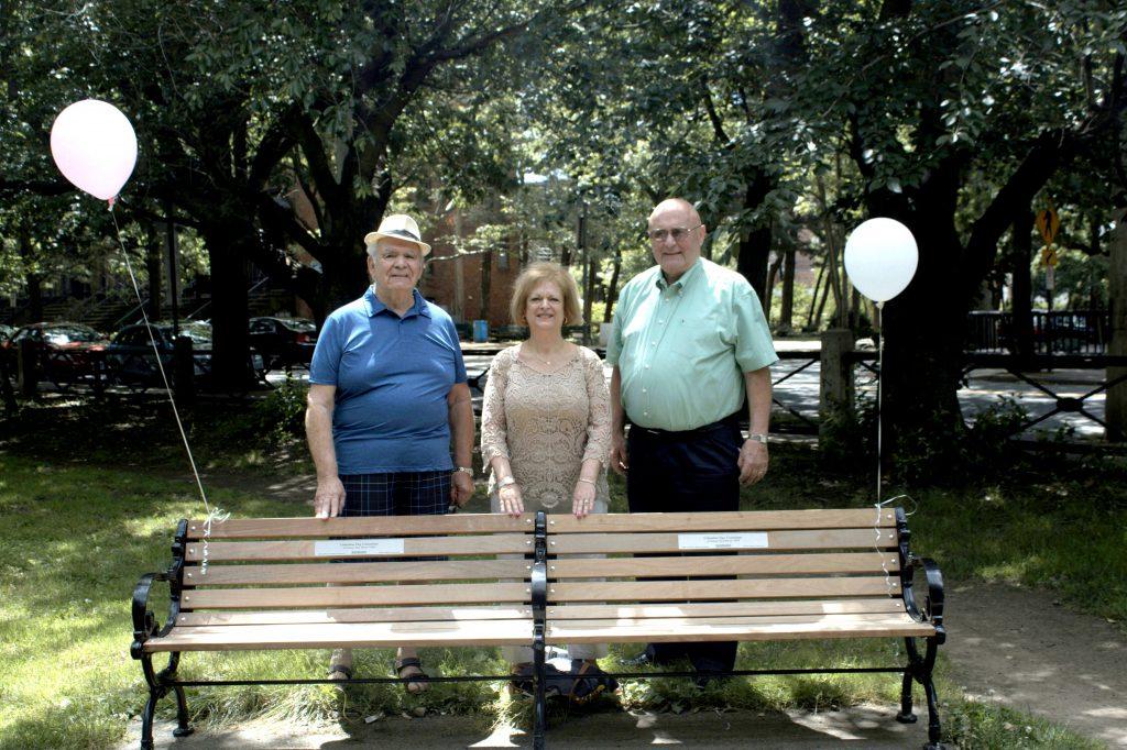 Columbus #3 bench061916